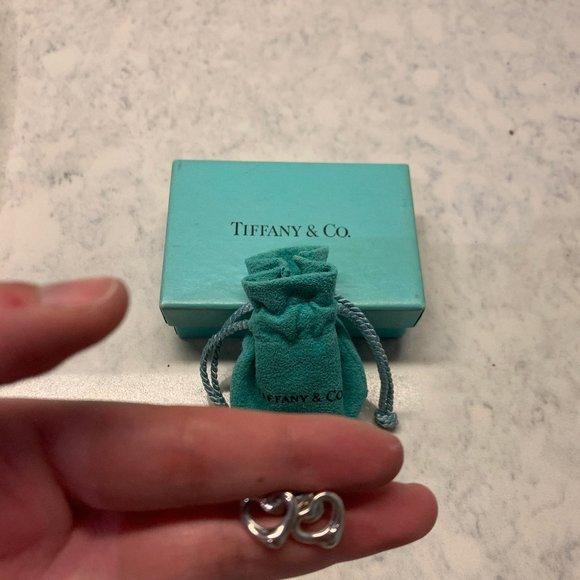 Tiffany & Co Elsa Peretti® Open Heart Earrings